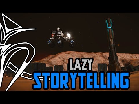 Lazy storytelling [Elite Dangerous]