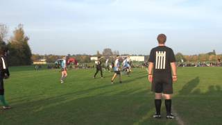 Southern Cup 2016 Final: Warwick Quidditch Club vs Werewolves of London