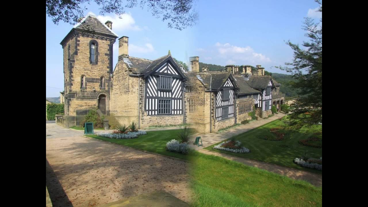 Anne Lister S Home Shibden Hall Yorkshire Youtube