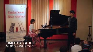 Russian Sound Music Academy Spring 2018 Studio Recital