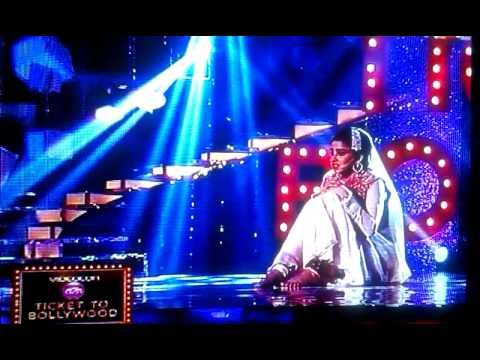 Ankita Sharma's very emotional act on Ticket To Bollywood !!