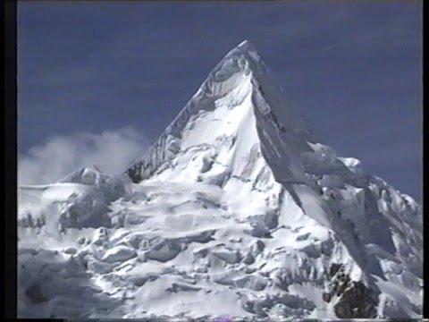 Himalaya Berge Karte.Alpamayo Peru Der Schonste Berg Der Erde