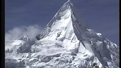 Alpamayo Peru der schönste Berg der Erde