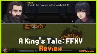 Review: A King's Tale: Final Fantasy XV (Reviewed on PS4, also on Xbox One) (Video Game Video Review)