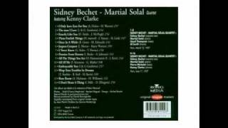 Sidney Bechet and Martial Solal -- Rose Room