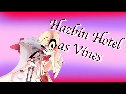 Hazbin Hotel as Told By Vine