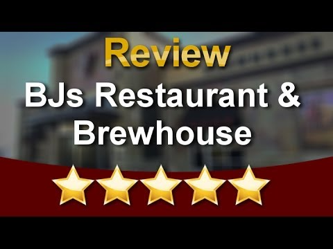 BJs Restaurant & Brewhouse El Paso          Outstanding           5 Star Review by José G.