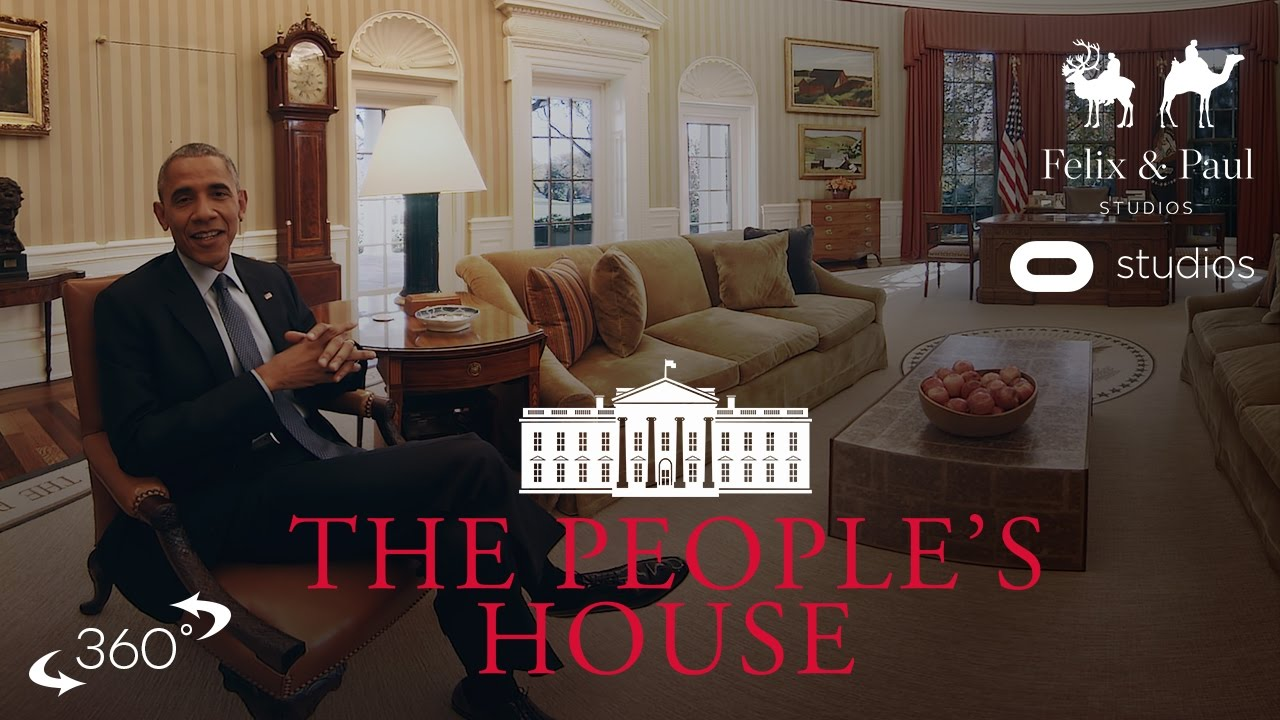 Download The People's House - Inside the White House with Barack and Michelle Obama
