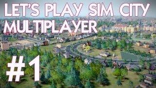 Sim City 5 Multiplayer 1/4