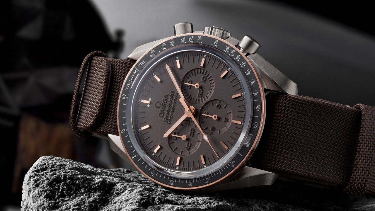 Omega Speedmaster space watches