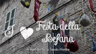 Taste of Italy: Festa della Befana - The Folklore, Festival & Food (Episode 3)