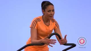 Z'FITNESS marche rapide en vidéo pour club de fitness avec Sabrina ZAMMIT