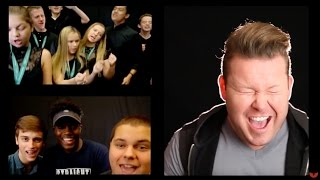 Don't Stop Believin' | Journey A Cappella Cover | VoicePlay and Camp A Cappella