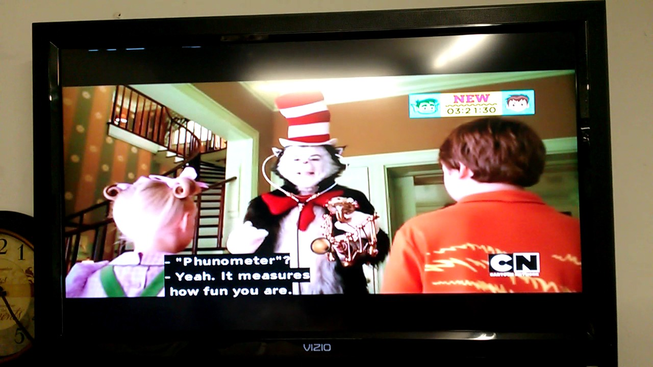 Phunometer Cat In The Hat