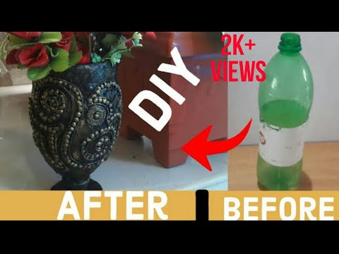DIY Amazing Flower Pot from plastic bottle /Waste out of best/Reuse ideas/Wonderful Ideas Craft