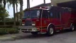 engine 58 responding