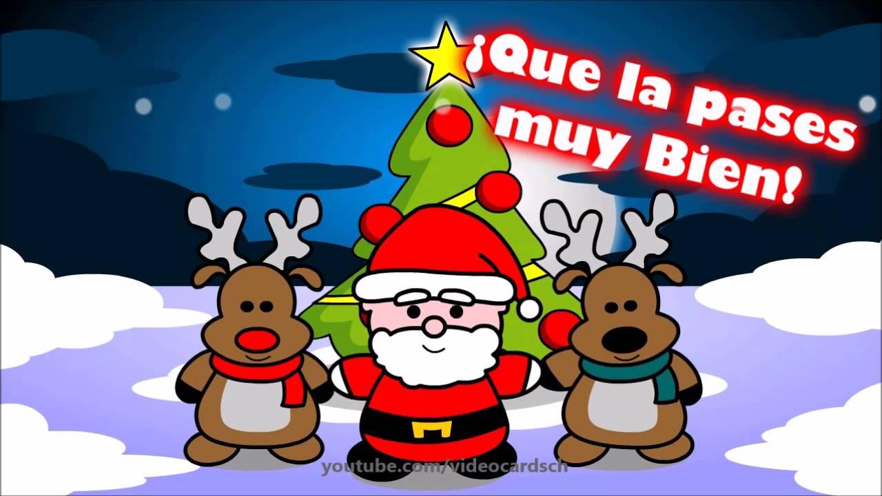 Felicitaciones Animadas De Navidad Divertidas.Tarjetas Navidenas Animadas Felicitaciones Navidenas Graciosas