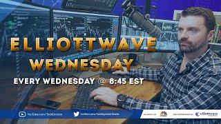 The Elliott Wave Wednesday Live Stream w/ Todd Gordon - 11/13/19 Special Guest Julius de Kempenaer
