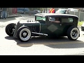 Rat rods from Hell. The best of hot rods and rat rods street sound