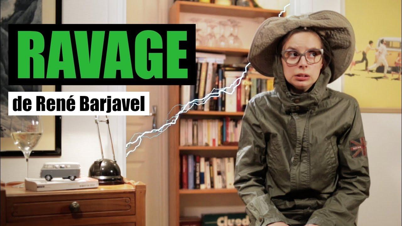 Download RAVAGE DE RENÉ BARJAVEL - MISS BOOK