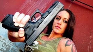 What is cool about the Glock 21SF HD video A Plus