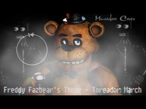 [Music box Cover] Five Nights at Freddy's 2 - Freddy Fazbear's Theme (Toreador March)