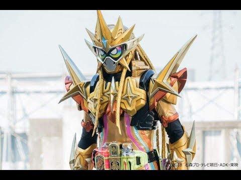 EXCITE (w/ Muteki) - Kamen Rider Ex-Aid