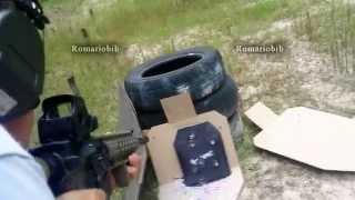 Отстрел Польской бронеплиты 6 класса защиты(, 2014-08-20T06:01:50.000Z)
