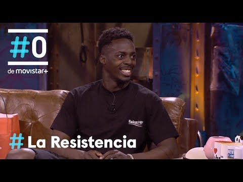 LA RESISTENCIA - Entrevista a Iñaki Williams | #LaResistencia 13.05.2019 thumbnail