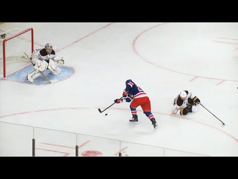 Ryan Callahan filthy overtime goal vs Buffalo | 02/25/2012 [HD]