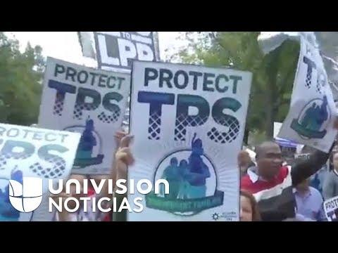 Gobierno de Trump cancela TPS de El Salvador