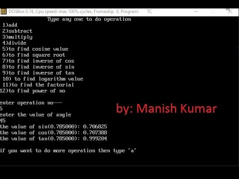 Do write code programing in cpp, c by adilwazani.