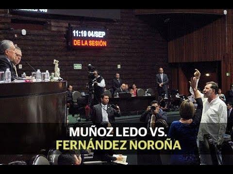 Muñoz Ledo vs. Fernández Noroña