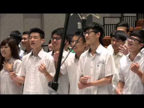 2015全國高中生大合唱  --《破浪》預告02