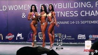 2013 ИФББ Чемпионат Мира - фиртнес бикини +163см