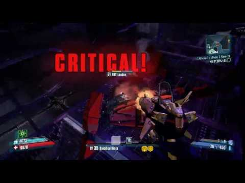 [Borderlands 2: Captain Scarlett DLC] Optional Missions - I Know It When I See It |