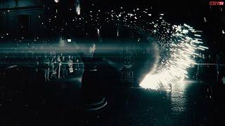 Вогняне шоу формації «Тіні вогню»