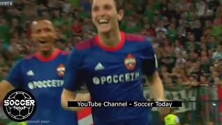 цСКА - Локомотив Обзор матча.   Суперкубок России