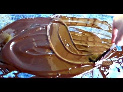 Ciocolata facuta in casa -Homemade chocolate