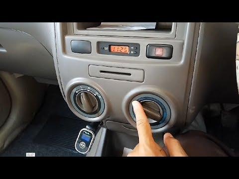 Tutorial Dan Tips Menggunakan AC Mobil Dengan Benar