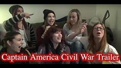 Captain America Civil War Trailer