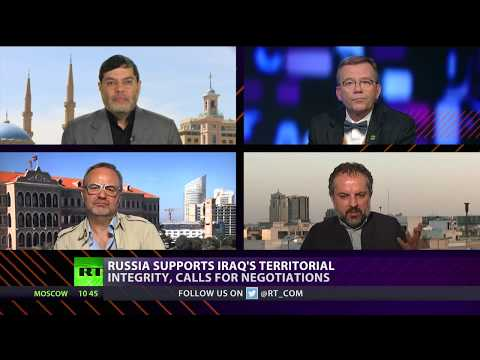 CrossTalk: Kurdish Puzzle