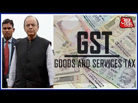 GST Rates Finalised For Services; Education, Healthcare Exempted