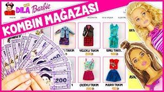 Barbie Combination Challenge Combination Shop Dila Kent