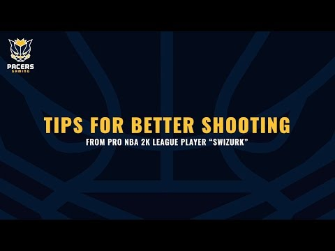 How To Shoot Better In NBA 2K18 | Tips From A Pro