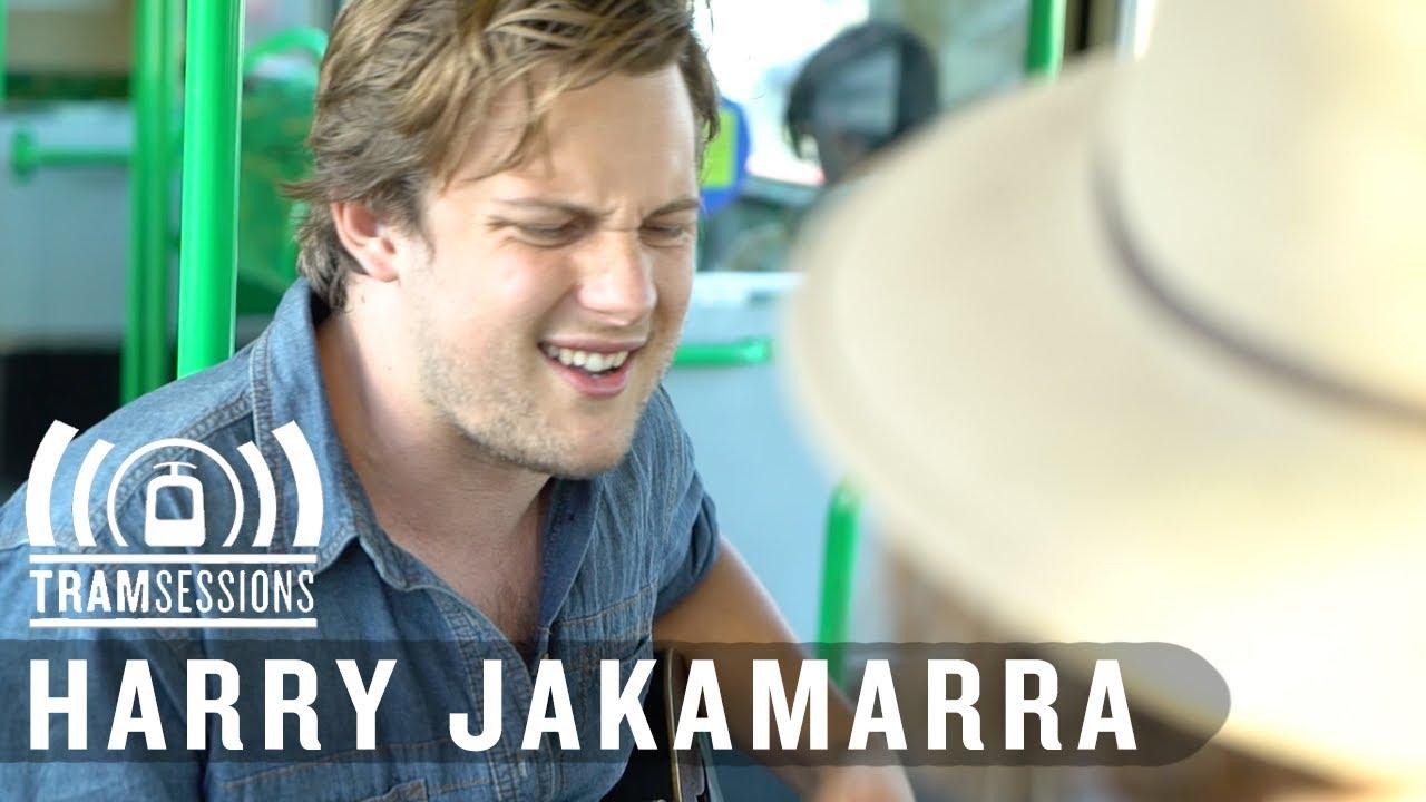 Harry Jakamarra - Little Southern Girl | Tram Sessions