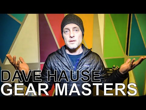 Dave Hause (of The Loved Ones & The Falcon) - GEAR MASTERS Ep. 137