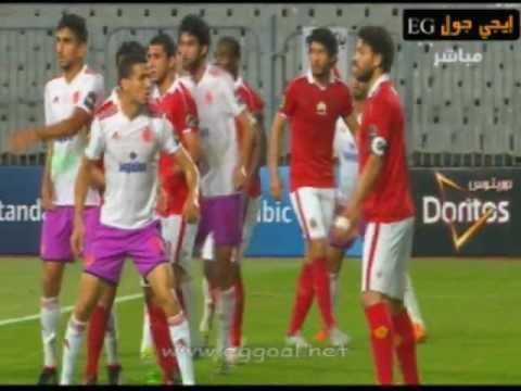 ملخص مباراة الأهلي والوداد المغربى 16-7-2016   دورى ابطال افريقيا