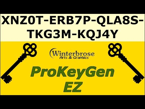 Create Custom Product Keys And Serial Numbers With Ease