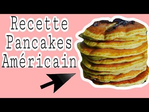 recette-pancakes-amÉricains-facile